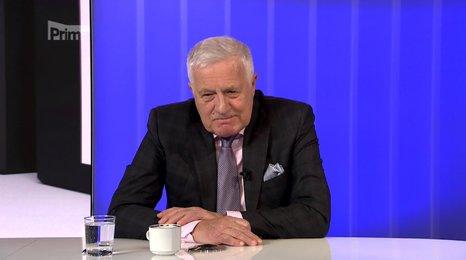 Klaus nevyloučil kandidaturu na prezidenta. Chce vystřídat Zemana?