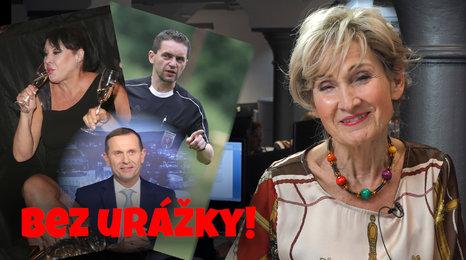 Bez urážky Zuzany Bubílkové: Neřízené popíjení Dády Patrasové jí udělalo radost!