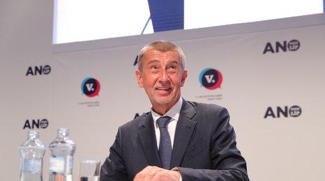 Babiš bude dál předsedou hnutí ANO. Získal ale nejmíň hlasů v historii