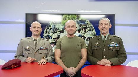 Výsadkář Zelinka: Hrozby ve světě jsou aktuální, modernizace a navýšení počtu vojáků je potřeba