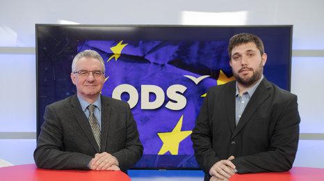 Europoslanec Zahradil: Chceme aspoň čtyři euromandáty, méně bude neúspěch