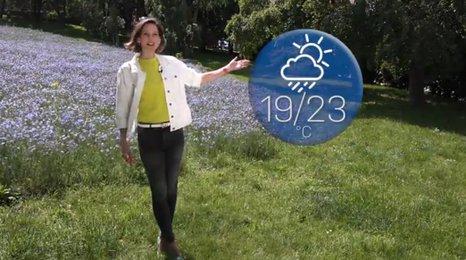 Počasí na víkend: Bude méně mraků i deště, letní teploty ale nečekejte