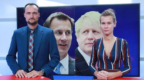 Analytik: Hunt by mohl být britským premiérem, ale teď ještě ne