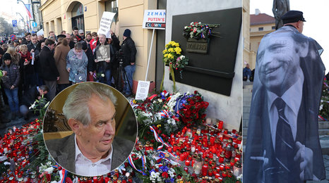 Miloš Zeman o 17. listopadu: 30. výročí stráví doma