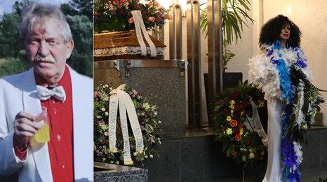 Poslední sbohem králi travesti Novotnému (†73): Rozloučila se s ním Whitney Houstonová!