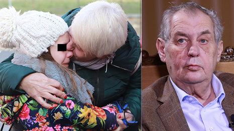 Zeman u kauzy Alexie vzpomínal na to, k čemu ho nutila po rozvodu matka