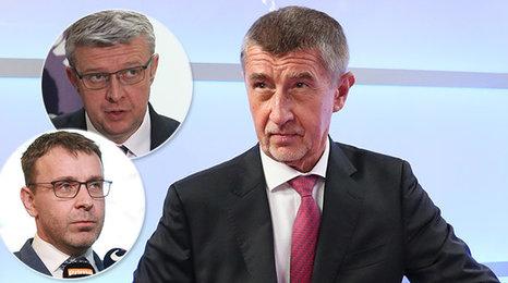 Babiš o odchodu Kremlíka: Nechová se standardně