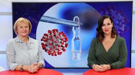 Koronavirus do světa explodoval, říká primářka a zdůraznila i problémy s očkováním a obezitou
