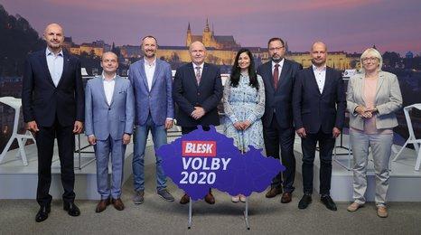 Debata o koronaviru a pohostinství: Problémy hospodských očima krajských kandidátů