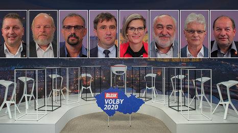 Potíže českého zemědělství i průmyslu: Jak ve 30 sekundách slíbili pomoc hosté debaty Blesku?