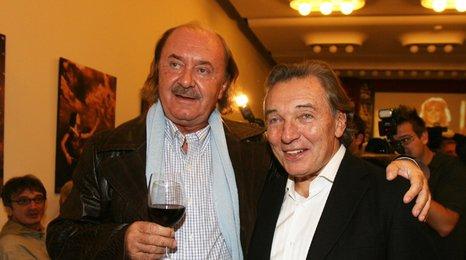 Producent František Janeček: Gott byl celoživotní zpochybňovač!