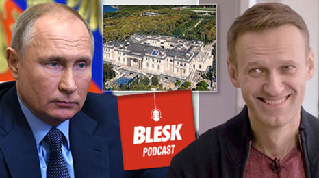 Blesk Podcast: Milenky, striptérky, dcery. Navalnyj odhalil Putinovo nitro