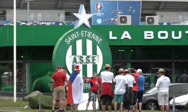 Moravčíka milují dodnes: AS Saint-Étienne, klub s největším fanshopem ve Francii