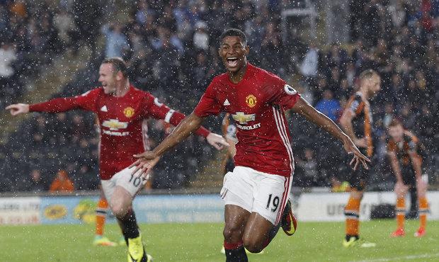 SESTŘIH Premier League: Hull City – Manchester Utd. 0:1. Rashford rozhodl v nastavení