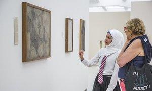Nečekaní průvodci v Národní galerii: Černoši a muslimové. Jak na ně reagovali Češi?