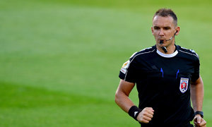 ZLATÁ PÍŠŤALKA: Julínek zase chyboval, měl nařídit penaltu pro Liberec