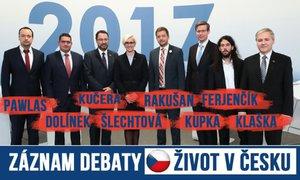 Politici o kvalitě života v Česku: Polsko nám znečišťuje vzduch a ještě nás ingnoruje