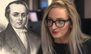 Čelakovský měl 8 dětí, jeho potomkem je i krásná Karolína! Má slavného milence!