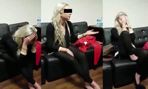 Drsný výslech Terezy (21), která pašovala 9 kilo heroinu: Ježiš, on mě zabije, naříkala blondýnka