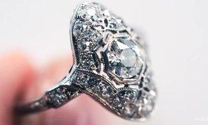 100 let snubních prstýnků: Který byl v módě, když jste se vdávala?