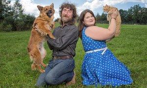 Kočka není pes: Vystresovaný Sam a oddaná Dežka