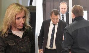 Manželé Paroubkovi u soudu: Slova Jiřího během přestávky prozradila drama!