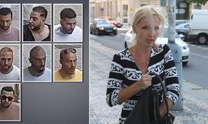 Brutální útok na číšníka měl policejní dohru. A Paroubková chce tučné výživné