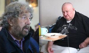 Hvězda Kameňáku Glazar před smrtí: Volal o pomoc, zabíjela ho samota!