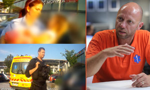 Rodiče nechali holčičku (3) v rozpáleném autě: Záchranář radí, jak dát první pomoc