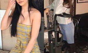 Po autonehodě ochrnula, svou krásou ale prorazila a má šanci stát se slavnou modelkou