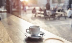 EMA espresso bar: kavárna s vlastní pražírnou