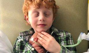 Prosil o bratra od svých 3 let. Jeho matka podstoupila operaci, aby mu přání splnila.