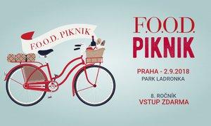 F.O.O.D. piknik 2018: pojízdná kavárna a bezlepkové koláče