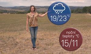 Počasí na víkend: Konec prázdnin bude deštivý, k vodě už to lákat nebude