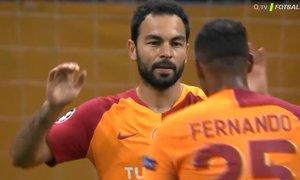 SESTŘIH LM: Galatasaray Istanbul - Lokomotiv Moskva 3:0. Turecký tým hladce smetl ruského mistra