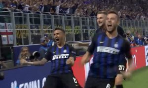 SESTŘIH LM: Inter Milán - Tottenham 2:1. Italové otočili zápas, v nastavení rozhodl Vecino