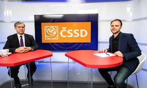 Senátor Dienstbier: Maláčová do vedení sociální demokracie? Byla by to zajímavá kandidátka