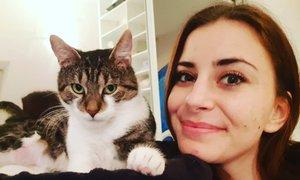 Libuše dala všechny své úspory na opuštěné kočky. Založila spolek Fousky