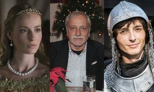 Jak slaví Vánoce naše celebrity? Režisér Zelenka se dívá na delfíny