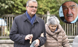 Kalousek unikl smrti. Promluvil o kolapsu Schwarzenberga i Vánocích s maminkou