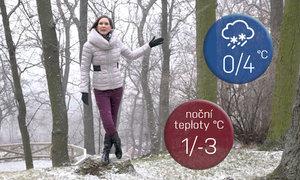 Počasí na víkend: Oteplí se, ale bude sněžit. Na horách napadne čtvrt metru sněhu