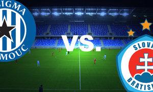 Slovan proti Olomouci otestoval nový stadion v Bratislavě. Nádhera a skvělá práce, shodli se všichni