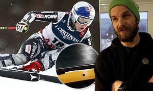 Servisman Kouřil o lyžích na sjezd pro Ledeckou: Jedny už na MS spálila