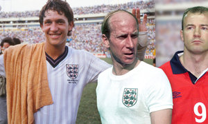 TOP 5 hráčů anglické historie: Ani Beckham, Gerrard či Lampard. Králem je legenda United