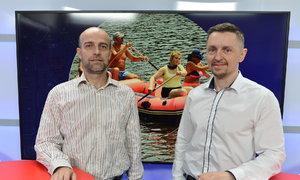 Znalec a záchranář: Sám alkohol není zlo, vodáci ale musí znát míru