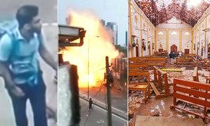 Přes 100 lidí v kostele na Srí Lance zabil zřejmě mladík s batohem