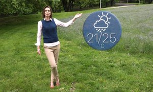 Počasí na víkend: Teploty se vyhoupnou v neděli až k 25 stupňům, pozor na klíšťata