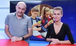 Publicista Dočekal: Jak děti ochránit na sociálních sítích? Vysvětlujte a jděte jim příkladem