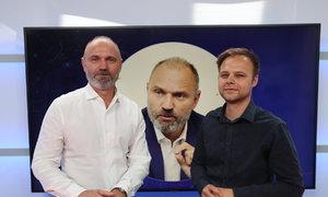 """""""ODS chybí zvlhčovač kalhotek,"""" říká Langer. A vzpomněl, jak mu byl Babiš na svatbě"""
