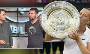 INSIDER: Kvitová může z Češek dojít nejdál. Plíškové a Vondroušové Wimbledon nesedí